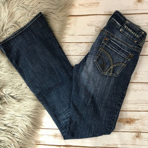 Hydraulic Lola Slim Boot Leg Medium Wash Jeans